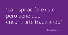 Frase Picasso